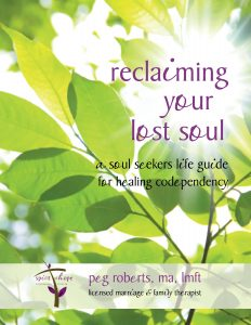 Reclaiming Your Lost Soul Workbook